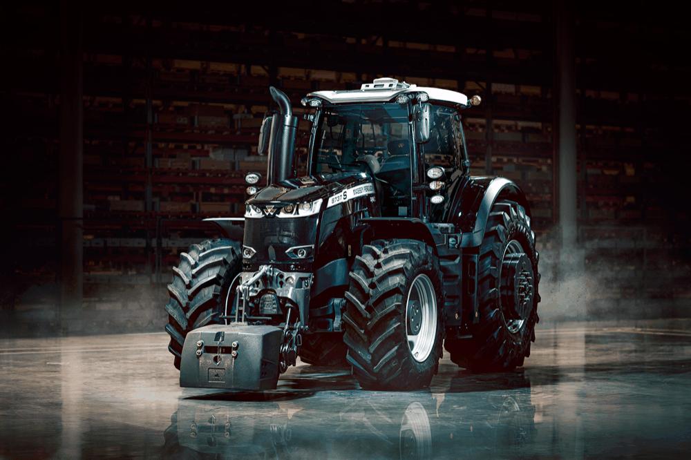 Трактор Massey Ferguson серии 8700