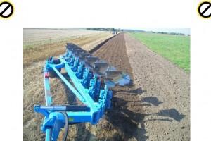 Орудия для обработки почвы на плантациях