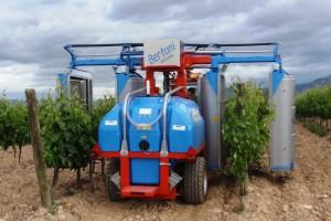 Опрыскиватели для виноградников и садов