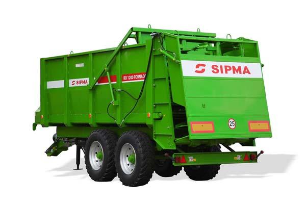 Разбрасыватель навоза SIPMA RO 1200 TORNADO