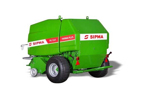 Рулонный пресс SIPMA PS 1211 FARMA PLUS