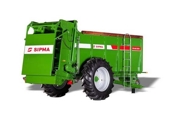 Разбрасыватель навоза SIPMA RO 600 ZEFIR