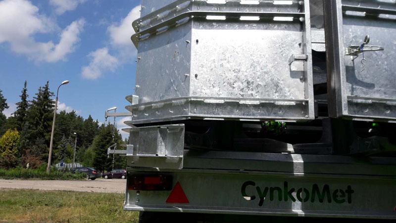 CYNKOMET N-221/3-8 (10 тонн)