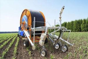 Техника для посева, транспортировки и орошения